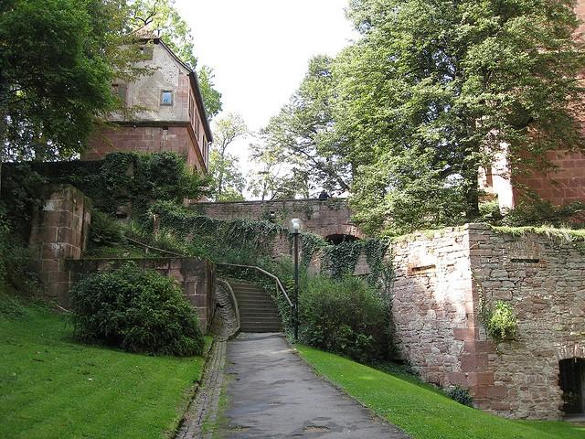 Гейдельбергский замок 12