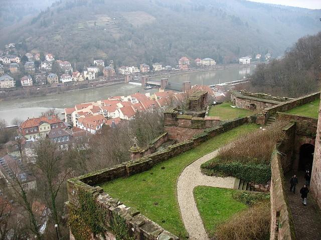 Гейдельбергский замок 16