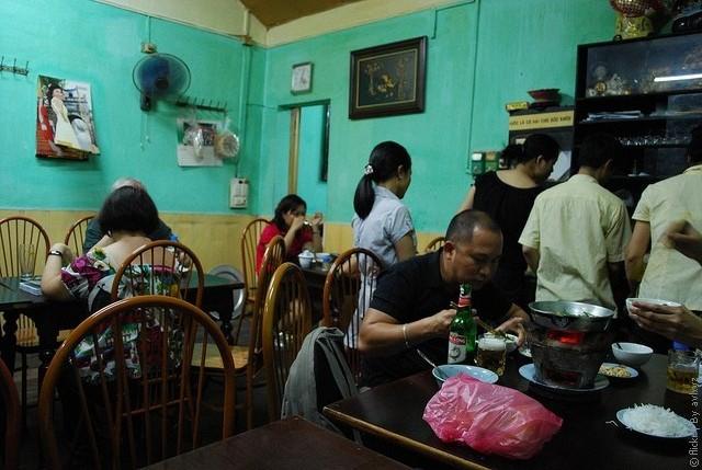 Ресторан Cha Ca La Vong 07