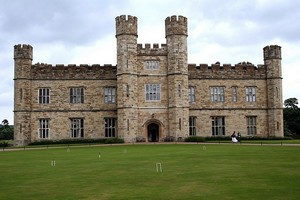 Замок Лидс (Leeds Castle)