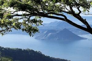 Вулкан Тааль, Филиппины