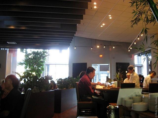 Ресторан Tojo's 03