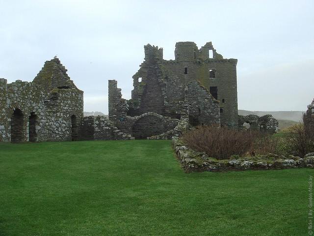 Замок Данноттар 07