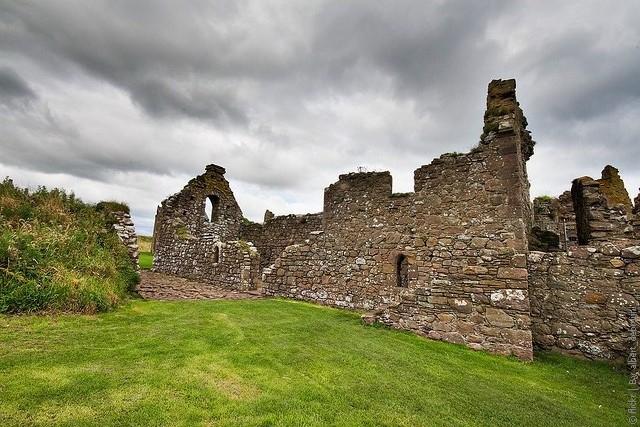 Замок Данноттар 12