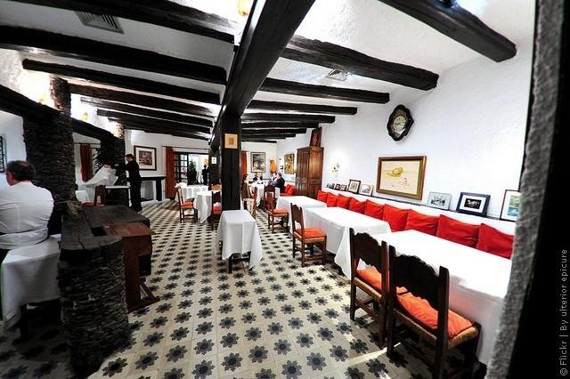 Ресторан El Bulli 11