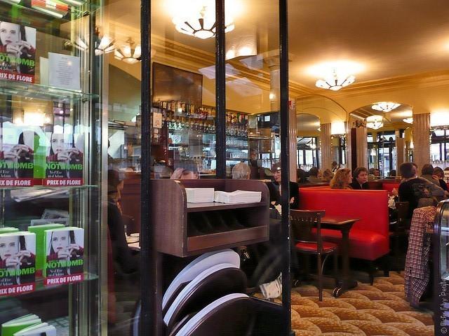 Кафе де Флор 05