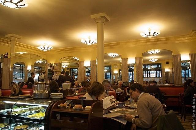 Кафе де Флор 06