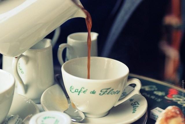 Кафе де Флор 09