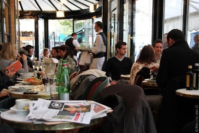 Кафе де Флор 11