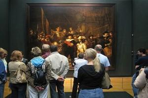 Музей Рейксмюзеум в Амстердаме