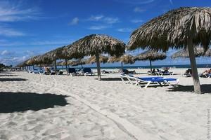 Курорт Варадеро на Кубе