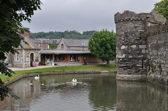замок Бомарис фото