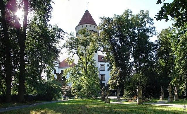 Замок Конопиште 03