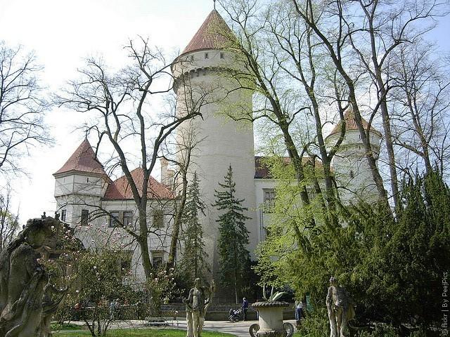 Замок Конопиште 06