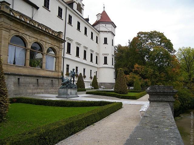 Замок Конопиште 10