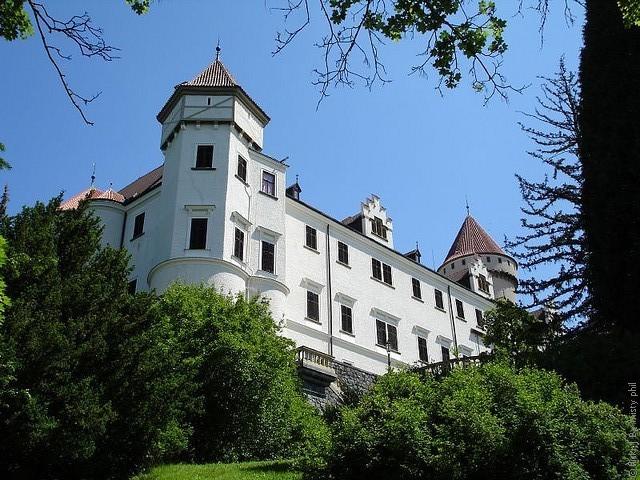 Замок Конопиште 11