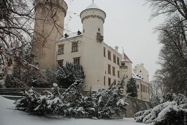 Замок Конопиште 12