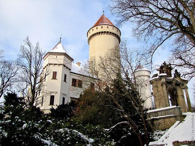 Замок Конопиште 15