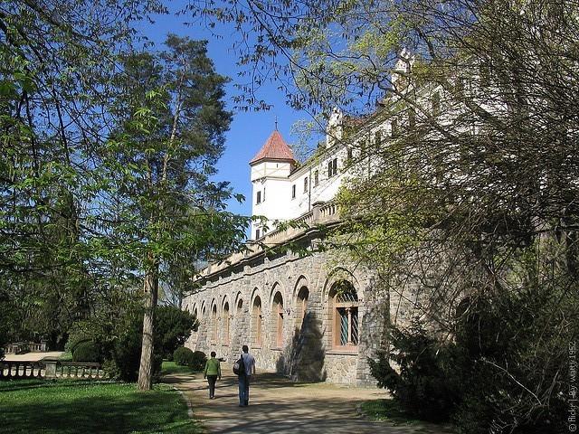 Замок Конопиште 16