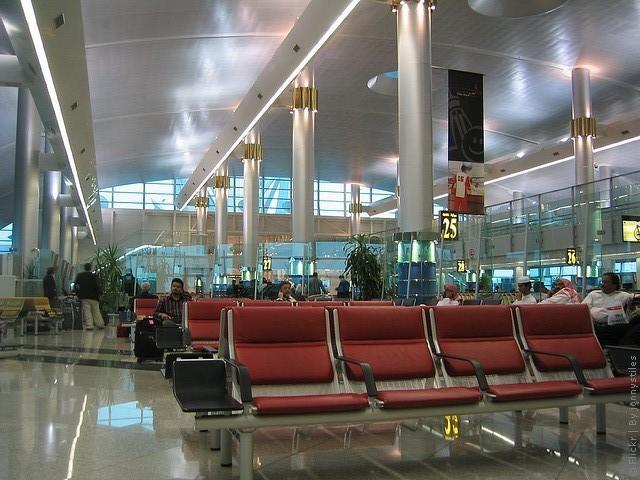 аэропорт дубай схема терминалов фото