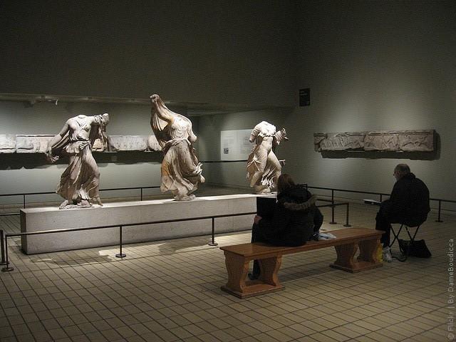 Британский музей кратко