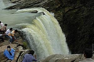 Водопад Джог, Индия