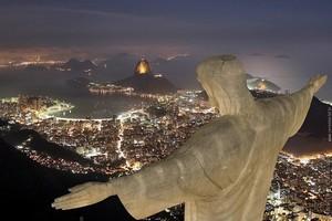 Статуя Христа в Рио-де-Жанейро