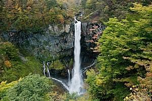 Водопад Кэгон, Япония