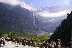 Водопад Гаварни, Франция
