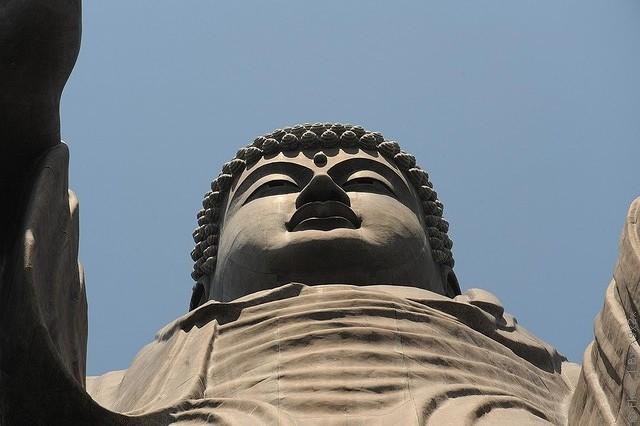 Статуя Будды Усику Дайбуцу 08