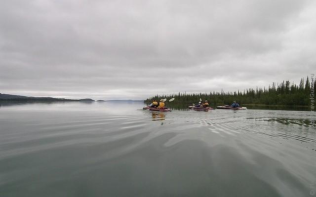 Большое Невольничье озеро 03