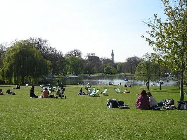 Риджентс-парк 12