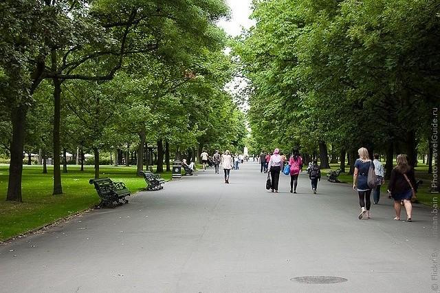 Риджентс-парк 19