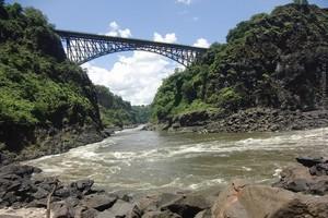 Мост Водопад Виктория
