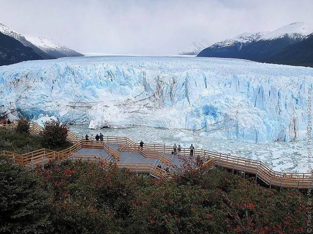 Перито-Морено, Аргентина.