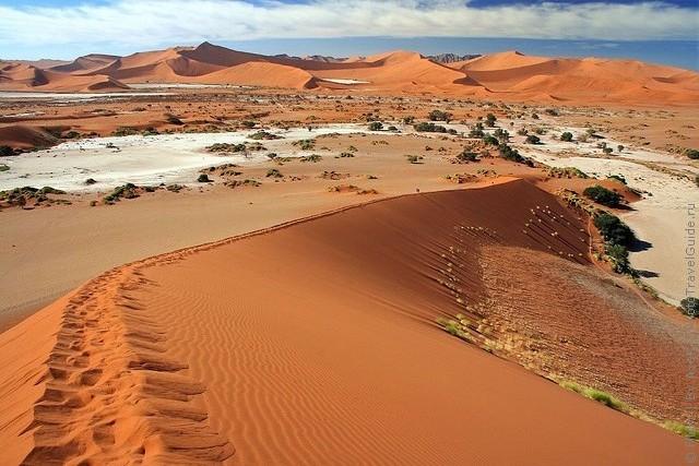 Соссусфлей, Намибия.