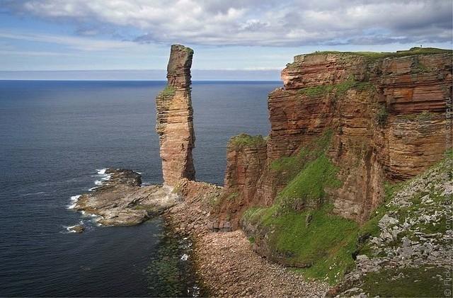 Старик Хой, Шотландия.