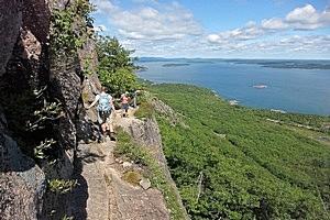 Обрыв Трейл (Precipice Trail)