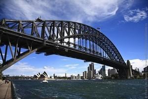 Харбор-Бридж в Сиднее