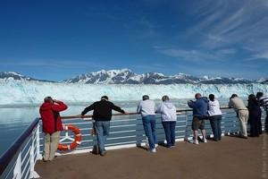 Ледник Хаббард, США и Канада