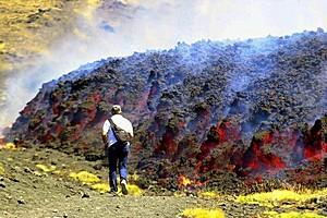 Самые активные и опасные вулканы