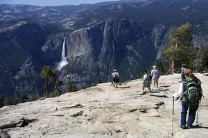 Водопад Йосемити