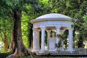 Богорский сад в Индонезии