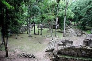 Город майя Копан
