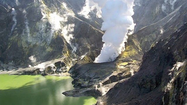 Путешествие к вулкану Уайт-Айленд 4
