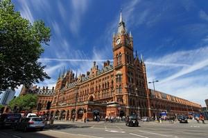 Вокзал Сент-Панкрас, Лондон
