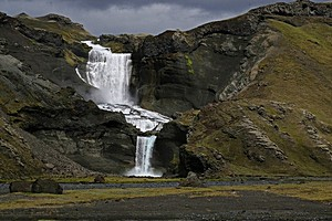 Оуфайруфосс, Исландия