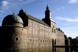 Вадстенский замок в Швеции