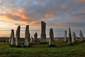 Калланиш, Шотландия