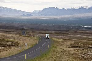 Маршрут Золотое кольцо, Исландия